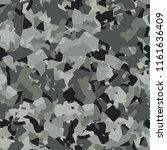 seamless pattern imitating a... | Shutterstock .eps vector #1161636409