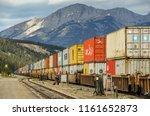 jasper  alberta  canada   june...   Shutterstock . vector #1161652873