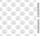 jack o lantern elements...   Shutterstock .eps vector #1161654046