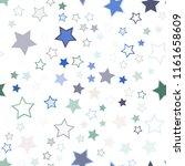 seamless vector repetitive... | Shutterstock .eps vector #1161658609