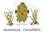 vector illustration of a water... | Shutterstock .eps vector #1161699823