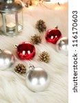 christmas decoration | Shutterstock . vector #116170603