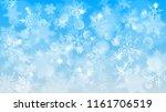 christmas illustration with... | Shutterstock .eps vector #1161706519
