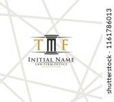 T F Initial Law Firm Logo...