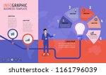 vector illustration of business ...   Shutterstock .eps vector #1161796039