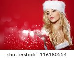 Photo Of Fashion Christmas Gir...