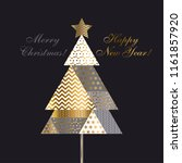 Vintage Style Christmas Tree...