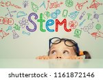 Stem Word And Symbols Over...