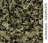 seamless camouflage colors of... | Shutterstock .eps vector #1161891370