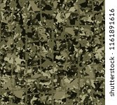 seamless camouflage colors of... | Shutterstock .eps vector #1161891616
