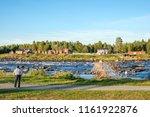 kukkola  sweden   august 8 ... | Shutterstock . vector #1161922876