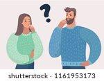 vector cartoon illustration of... | Shutterstock .eps vector #1161953173