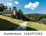 mespelbrunn  bavaria   germany  ...   Shutterstock . vector #1161971563