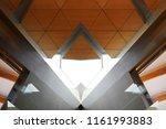 reworked low angle photo of... | Shutterstock . vector #1161993883