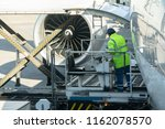 transport and logistic concept... | Shutterstock . vector #1162078570