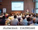 business and entrepreneurship... | Shutterstock . vector #1162081660