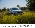 car land rover range rover in... | Shutterstock . vector #1162089916