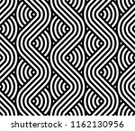 vector geometric pattern.... | Shutterstock .eps vector #1162130956