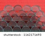 Stack Of Carbon Steel Lobster...