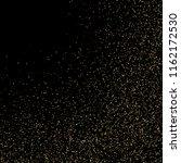 gold glitter background. gold... | Shutterstock .eps vector #1162172530