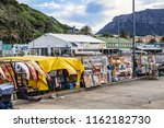 Hout Bay  South Africa   July...
