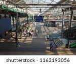 edinburgh  uk   circa june 2018 ... | Shutterstock . vector #1162193056