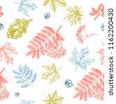 decorative seamless pattern... | Shutterstock .eps vector #1162200430