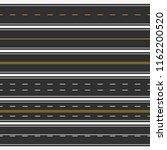 road asphalt highway street...   Shutterstock .eps vector #1162200520