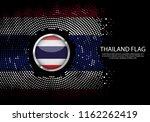 background halftone gradient... | Shutterstock .eps vector #1162262419