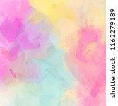 adorable soft colored digital... | Shutterstock . vector #1162279189