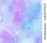 adorable soft colored digital... | Shutterstock . vector #1162279219