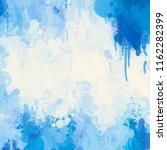 adorable soft colored digital... | Shutterstock . vector #1162282399
