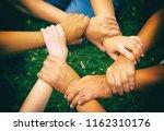 the abstract art design...   Shutterstock . vector #1162310176
