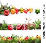 Christmas border collection