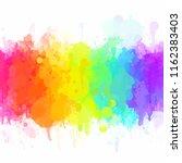 paint splash background book... | Shutterstock . vector #1162383403
