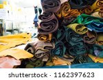 leather raw material... | Shutterstock . vector #1162397623