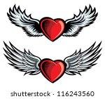 heart | Shutterstock .eps vector #116243560