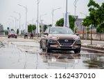 ninh binh  viet nam   aug 22 ... | Shutterstock . vector #1162437010