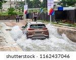 ninh binh  viet nam   aug 22 ... | Shutterstock . vector #1162437046