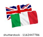 national fabric flags of italy...   Shutterstock . vector #1162447786