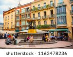 toulouse  france   july 2018 ... | Shutterstock . vector #1162478236