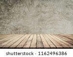 old wood plank or wood floor... | Shutterstock . vector #1162496386