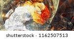 artistic bright color paints...   Shutterstock . vector #1162507513