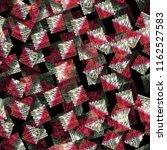 seamless pattern patchwork...   Shutterstock . vector #1162527583