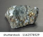 specimen of mineral ... | Shutterstock . vector #1162578529