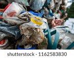 kaunas  lithuania   august 20 ... | Shutterstock . vector #1162583830