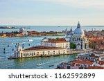 venice island cityscape  santa... | Shutterstock . vector #1162592899