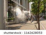 tokyo  japan   august 22  2018  ... | Shutterstock . vector #1162628053