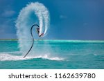 professional pro fly board... | Shutterstock . vector #1162639780