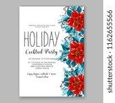 floral vector background for... | Shutterstock .eps vector #1162655566